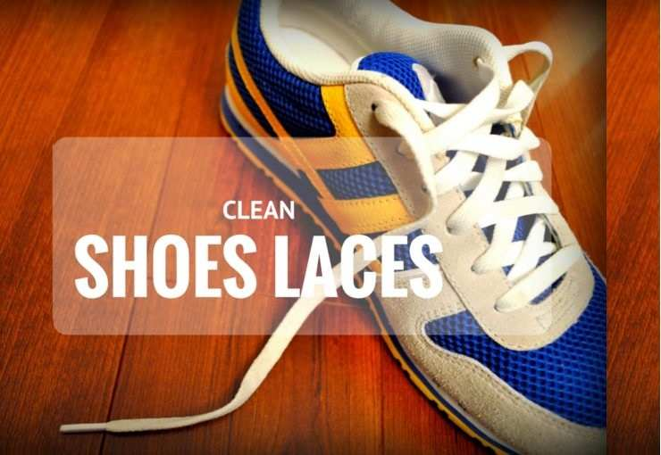 How to Clean Shoelaces